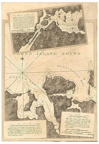 Map Of New York Revolutionary War.Amazon Com Hell S Gate Oyster Bay New York 1779 Map Revolutionary