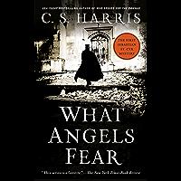What Angels Fear: A Sebastian St. Cyr Mystery (English Edition)