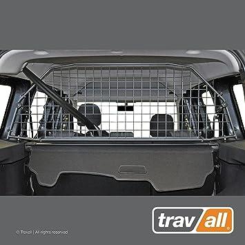 Travall Guard Hundegitter Tdg1395 Maßgeschneidertes Trenngitter In Original Qualität Auto