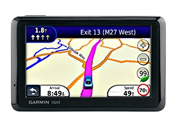 Garmin Nuvi   Sat Nav With UK Full Europe USA And Canada - Gps navigation uk and us maps