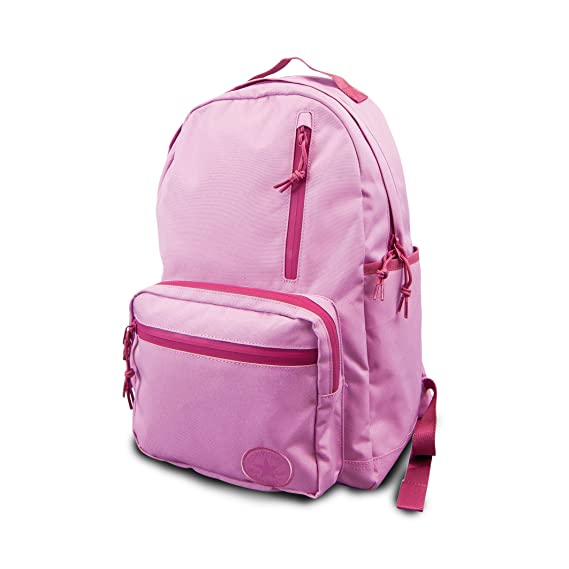 Image Unavailable. Image not available for. Colour  Converse Women Go  Backpack Light Orchid Pink e988fe84832a4