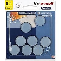 fix-o-moll 3566480 - Base deslizante para muebles (teflón