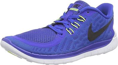 Nikefree 5.0 (GS) - Zapatillas de Running Niños: Amazon.es ...