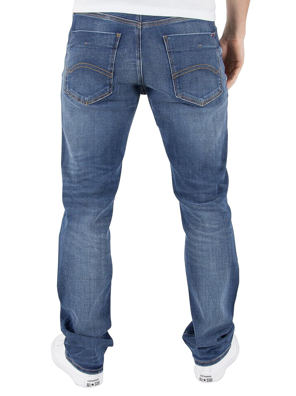 2ac0ba4603b Hilfiger Denim Men s Slim Scanton Dytmst Dynamic Stretch Jeans
