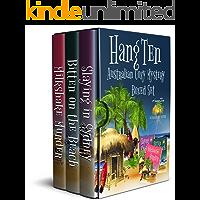 Hang Ten Australian Cozy Mystery Boxed Set: Books 7 - 9