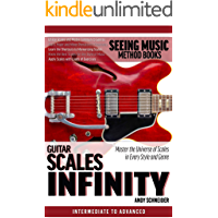Guitar Scales Infinity: Master the Universe of Scales In Every Style and Genre book cover