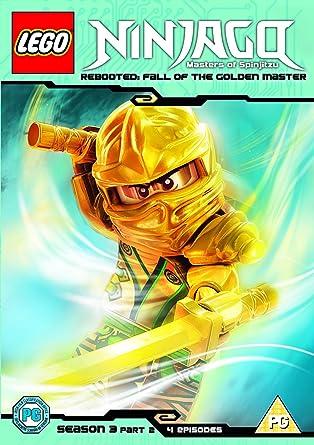 Lego Ninjago - Masters Of Spinjitzu: Season 3 - Part 2 DVD: Amazon ...