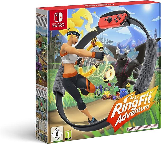 Ring Fit Adventure - Nintendo Switch [Importación italiana ...