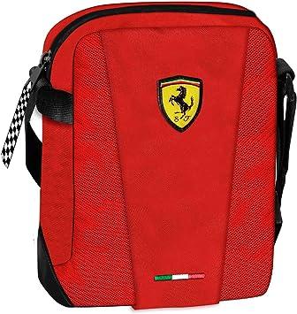 Ferrari Porta Accessori Rosso Ufficiale Scuderia