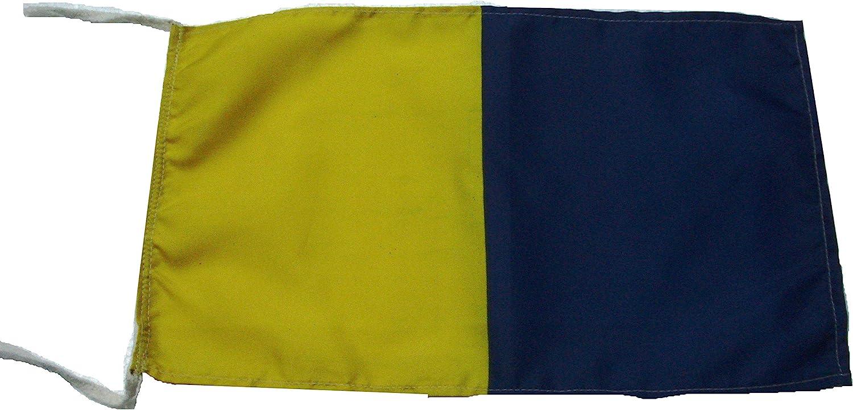 Nautical Marine Boat Yacht Beach Party Marine Code Brass Blessing Maritime Signal Flag