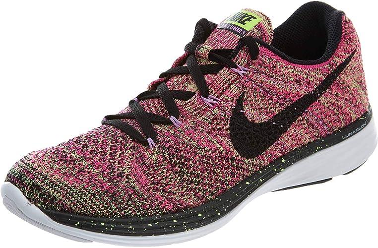 Nike Flyknit Lunar 3, Zapatillas de Running para Mujer