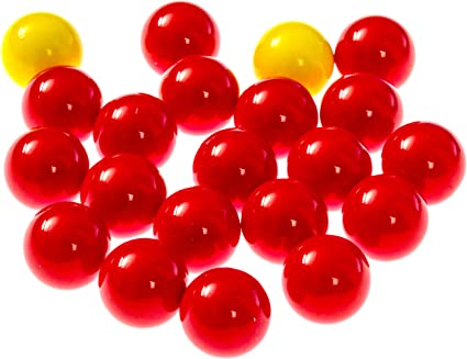 Hungry Hippos Replacement Red Balls 14mm