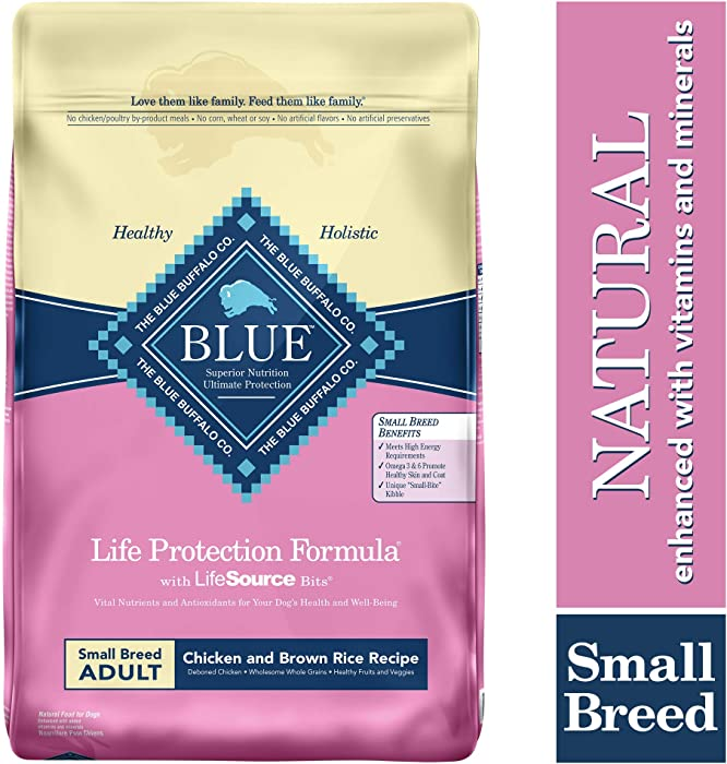 Top 6 Blue Baffalo Dog Food Small Breed
