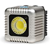Lume cubo lc-11s lampada collegamento 1500lumen impermeabile 30M per GoPro AEE/Reflex/Drone DJI nero/argento