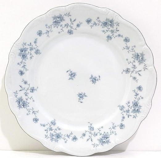 Johann Haviland Blue Garland ~ Dinner Plate