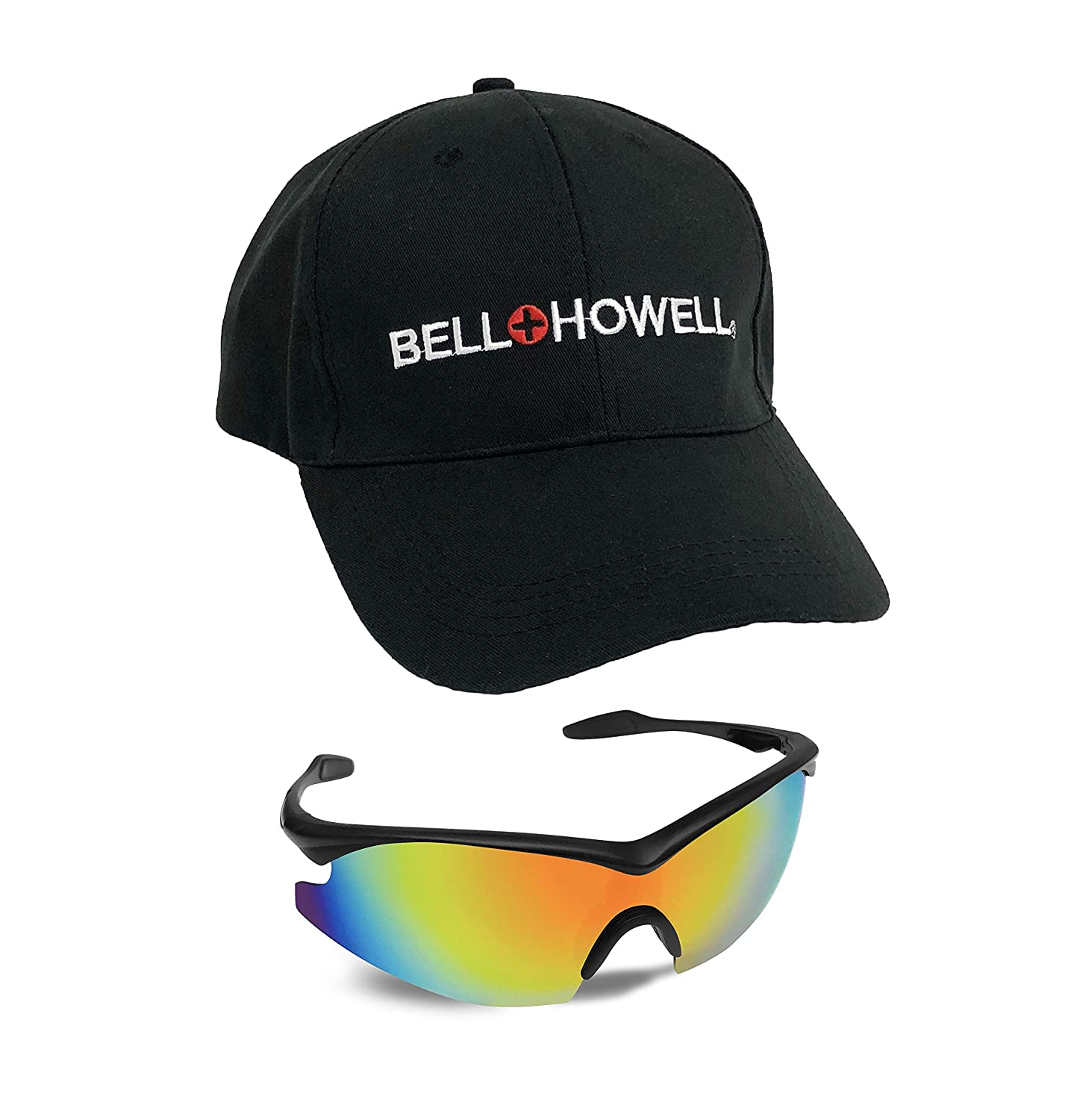 8fdffa4656 Amazon.com  Bell + Howell Sports TAC GLASSES with Cap