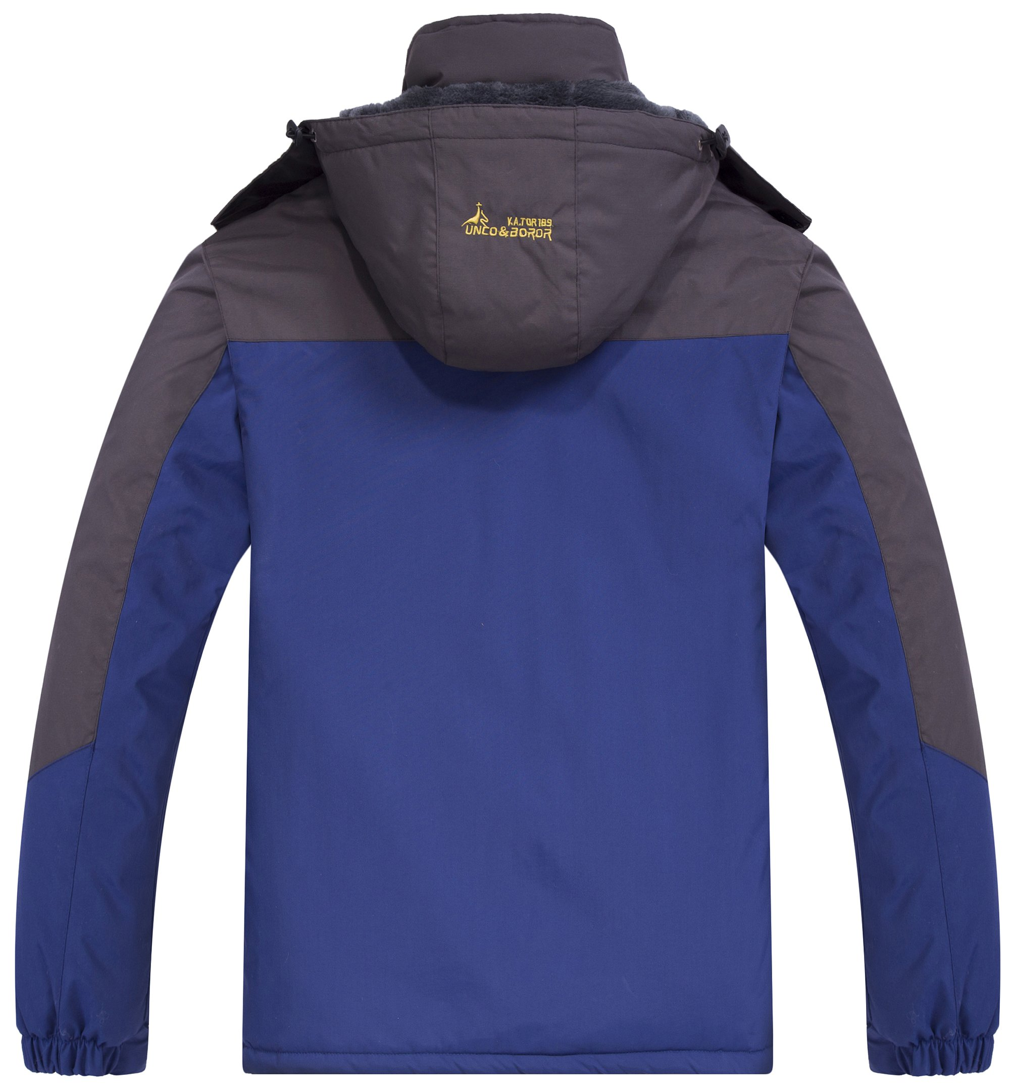 CHUSANHI Waterproof Mens Snow Ski Jacket Winter Snowboard Windproof Rain Skiing Jackets by CHUSANHI (Image #2)