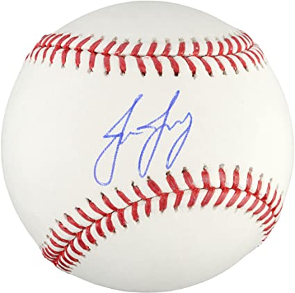 0ad7b3f3076 Image Unavailable. Image not available for. Color  Joe Jimenez Detroit  Tigers Autographed Baseball ...