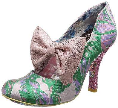 Windsor, Mary Janes Femme, Green (Green/Pink), 43 EUIrregular Choice