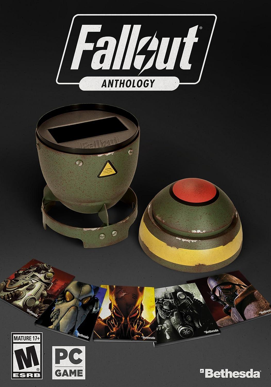 Amazon.com: Fallout Anthology - PC: Video Games