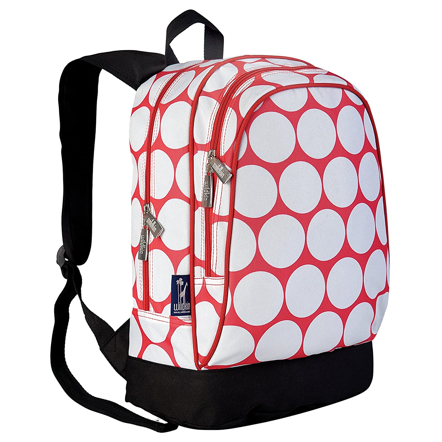69dd7167c208 Wildkin Red and White Big Dot Sidekick Backpack  Amazon.in  Bags ...