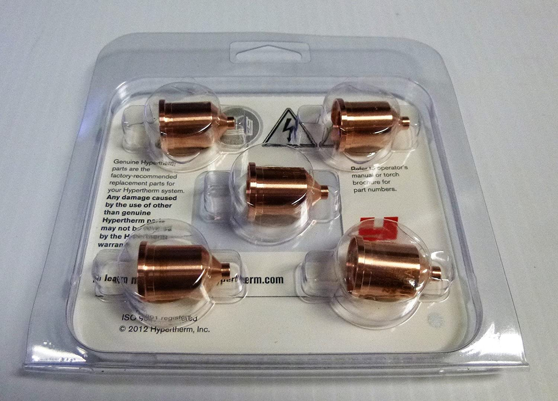 Hypertherm 220011 Nozzle:T100 100 Amp Shield Coaxial Pkg=5 - - Amazon.com