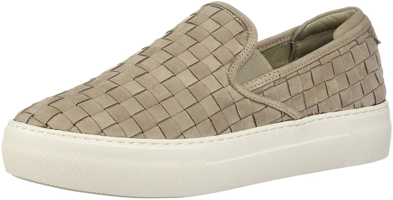 J Slides Women's Proper Sneaker B076DLB29N 6 B(M) US|Taupe