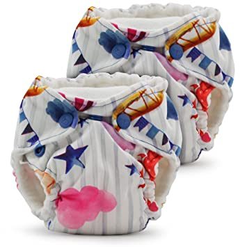Kanga Care Lil Joey 2-Pack All-In-One Cloth Diaper Tokispace