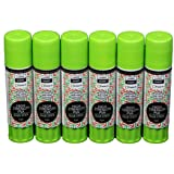 Laser Sharp Paste-It Glue Stick 8gm Pack of 6 - LaserSharp Paste-It Premium Quality Eco-Friendly Glue Sticks 8 Grams for -School Colleges Offices Kids Craft - Pack of 6 Gluestick