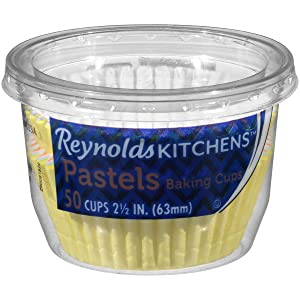 Reynolds Baking Cups, Pastel - 50 Count