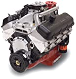Edelbrock 46550 Edelbrock/Musi 555 EFI Crate Engine  555 RPM/697HP Incl. Pro-Flo 2 EFI Manifold/RPM Xtreme Heads/Alum. V. Covers/Roller Rocker Arms/Hyd. Roller Lifter Cam w/o Water Pump Edelbrock/Musi 555 EFI Crate Engine