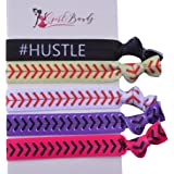 Softball Hair Accessories, Girls Softball Hair Ties, Perfect Softball Player and Softball Teams