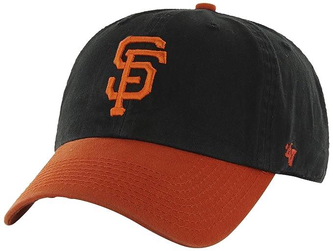 37f2406e MLB '47 Brand Clean Up Alternate Style Adjustable Cap
