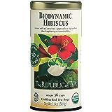 Republic Of Tea, Tea Biodynamic Hibiscus Organic, 36 Count