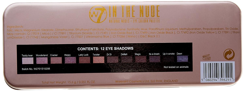 Goldi Box Eye Color Palette by w7 #17