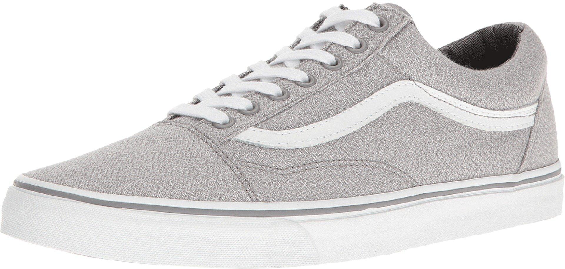 9 D B White Old Vans 0 Shoe7 Greytrue Skate mWomenssuitingFrost Mens Skool 5 mUs nk8P0wO