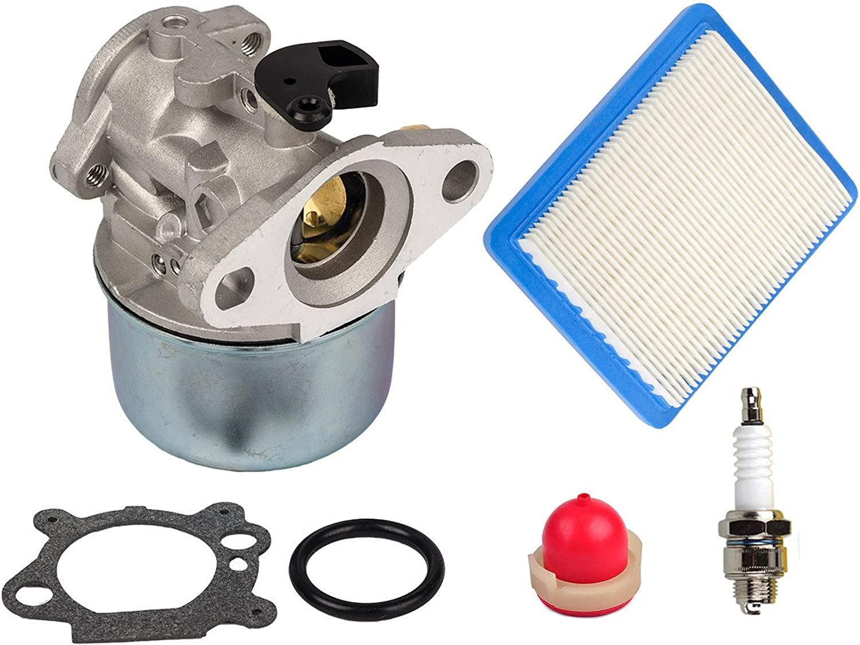 Carburateur Carb Primer Ampoule /& Valve Gasket Kit Briggs et Stratton