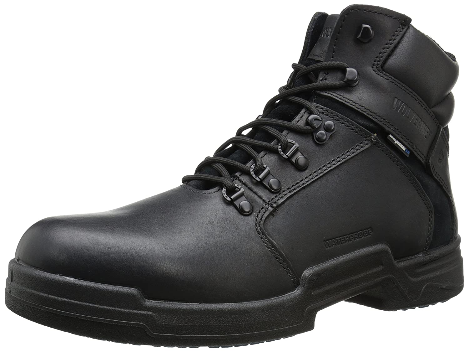 Amazon.com | Wolverine Men\'s Griffin Boot | Industrial ...