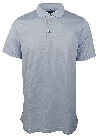 1d265540 Michael Kors Men's Jacquard Polo Shirt at Amazon Men's Clothing store: