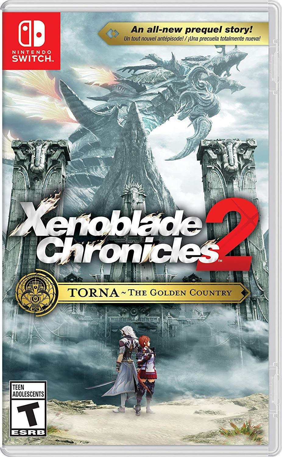 Xenoblade Chronicles 2: Torna ~ The Golden Country