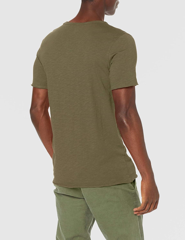 JACK /& JONES PREMIUM Jprjean Bla Tee SS U-Neck T-Shirt Uomo