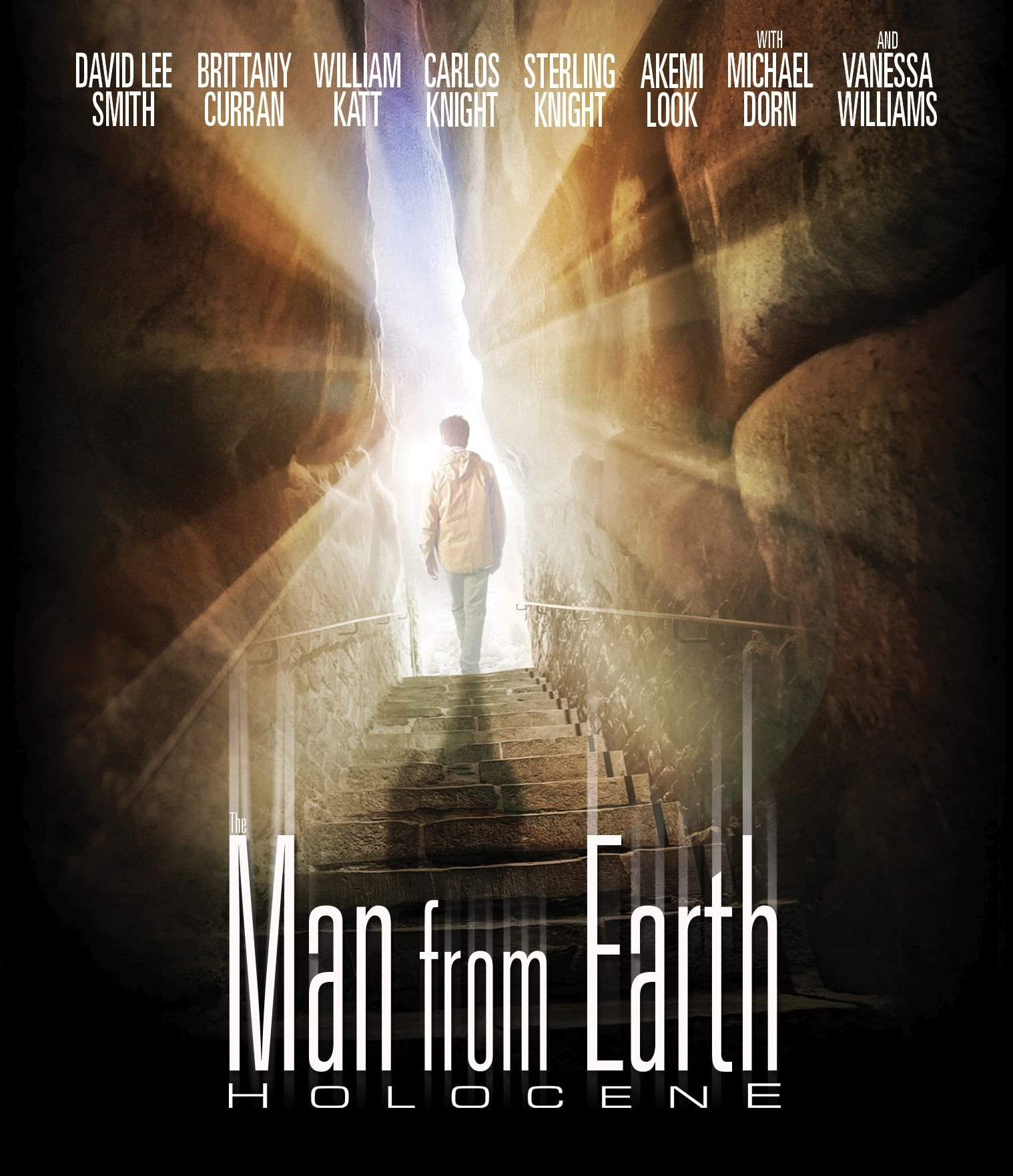 The Man from Earth Holocene 2017 1080p BluRay x264-UNiVEARTH