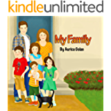 "Children's book: ""My Family"": Kids Family Story Picture Book for early/ beginner readers"