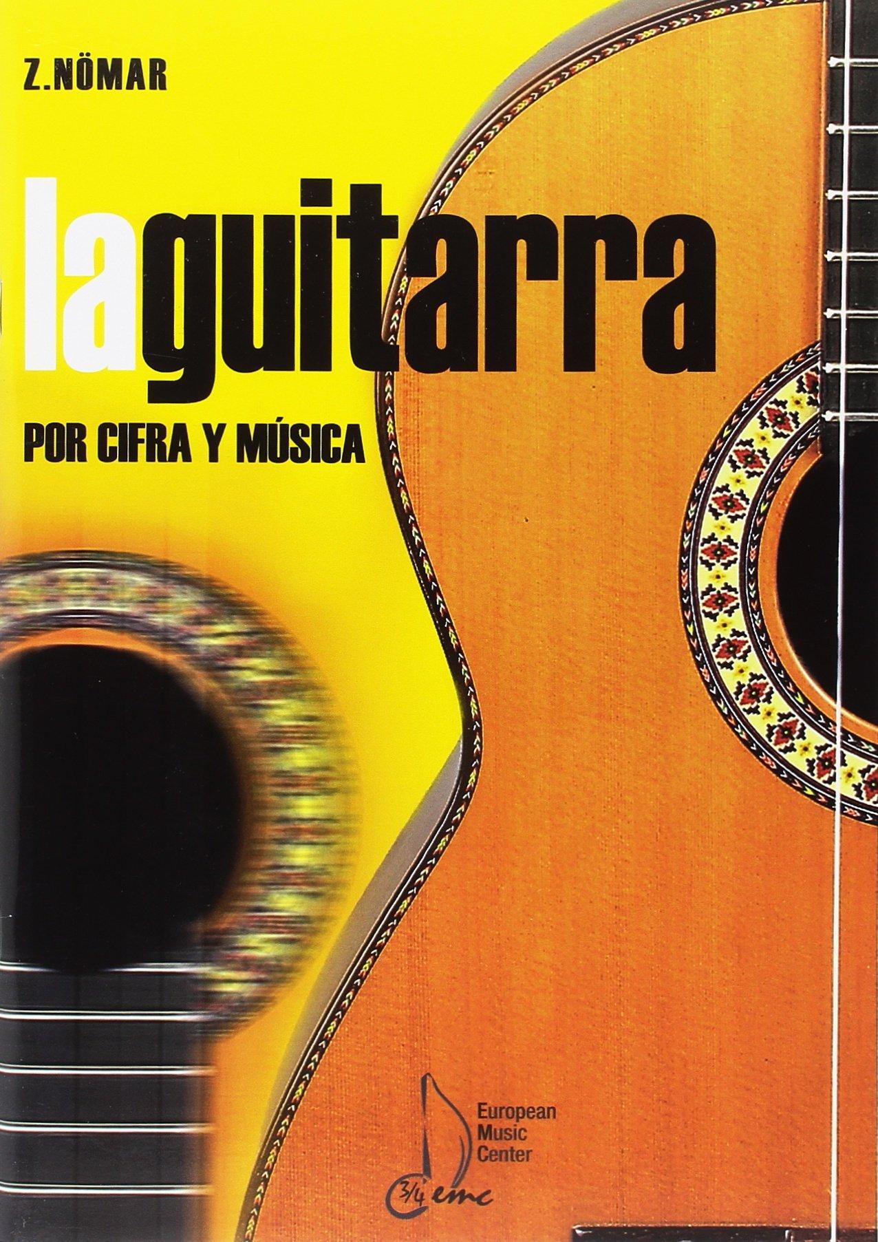La guitarra por cifra y música: Amazon.es: Nömar Zenemij, Nömar ...