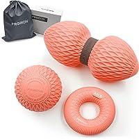 PROIRON Piłka do masażu Tkanka głęboka, Piłka do masażu Physio na plecy, Masaż piłką lacrosse do punktu wyzwalania…