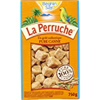 Azúcar La Perruche Moreno 750g. Béghin Say