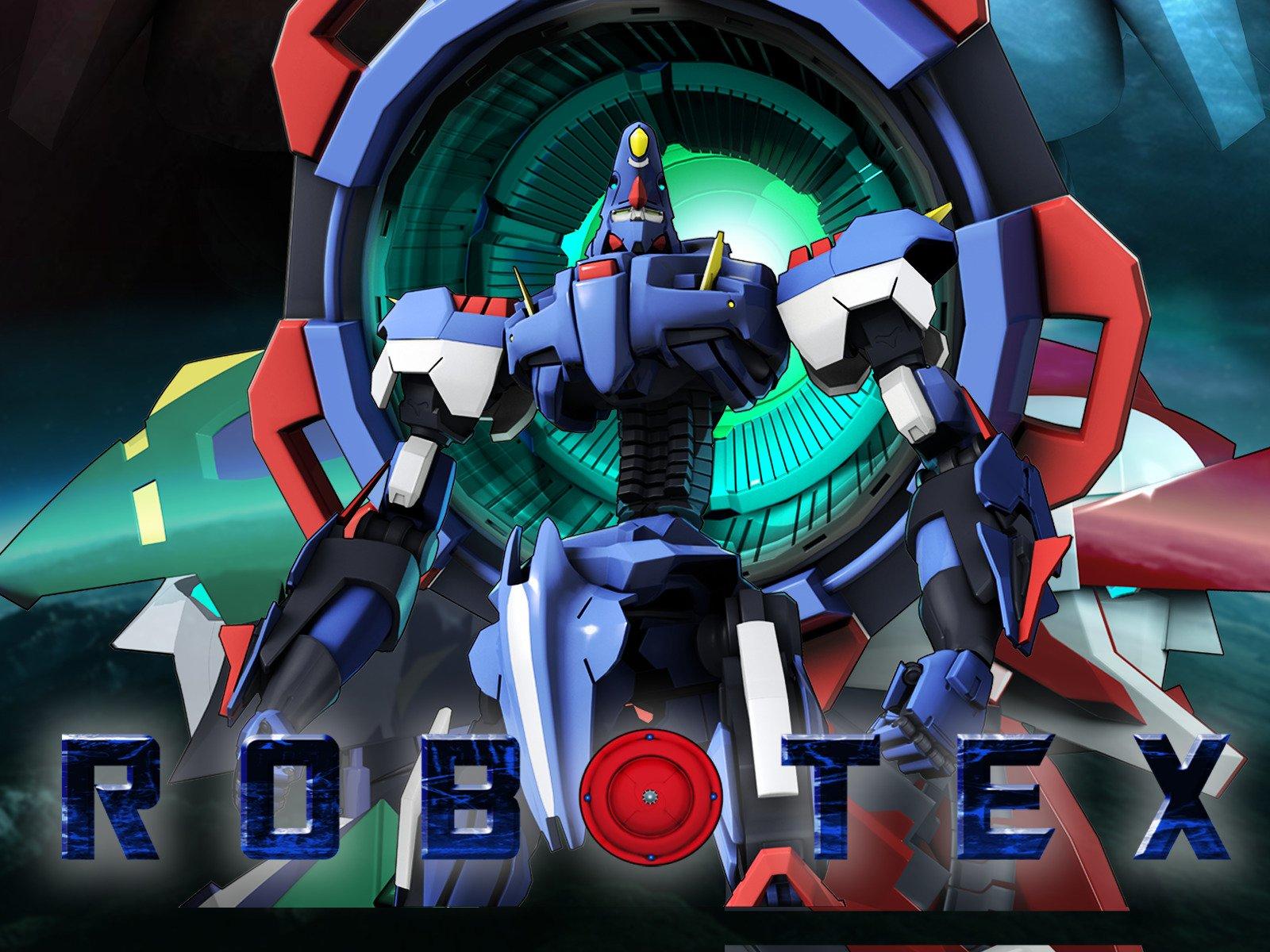 Robotex on Amazon Prime Video UK