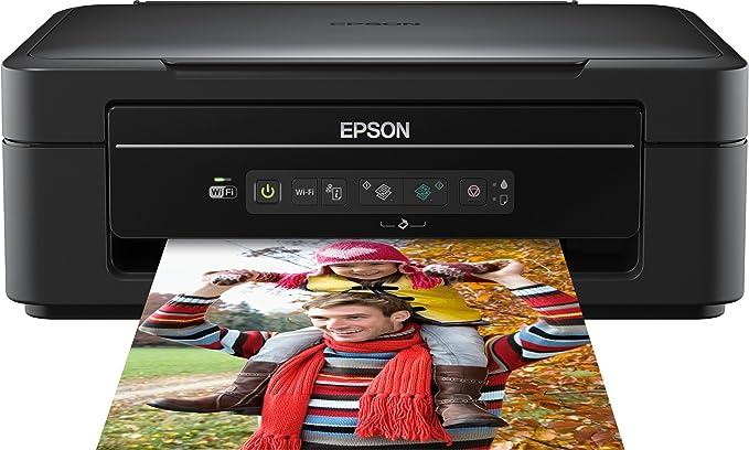 Epson Expression Home XP-202 - Impresora multifunción (Inyección de Tinta, Impresión a Color, 5760 x 1440 dpi, Copias en Blanco y Negro, 100 Hojas, ...