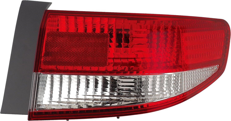 Automotive Bulbs Eagle Eyes HD478-U000L Honda Driver Side Rear ...