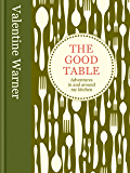The Good Table: Adventures in and around my kitchen